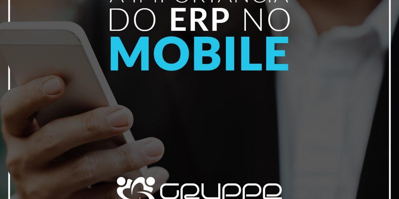 Pesquisa destaca a importância do ERP no mobile