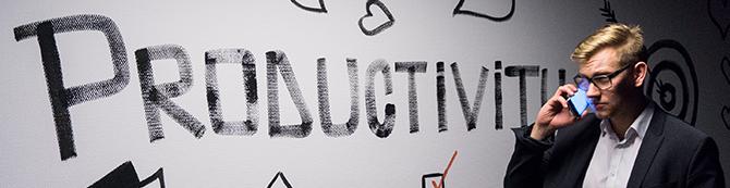 Como a Tecnologia Aumenta a Produtividade da Equipe.
